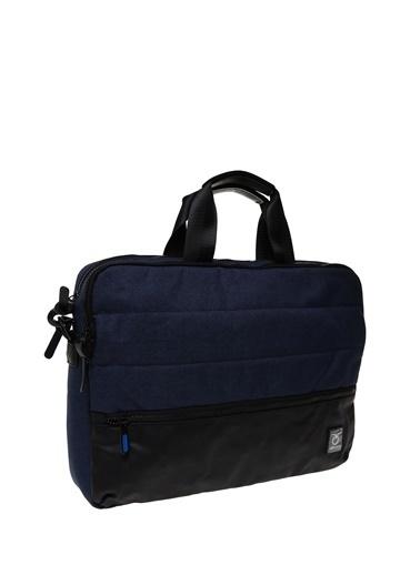 Mosafer Laptop /Evrak Çantası Mavi